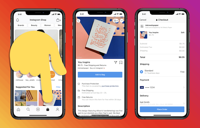 Instagram Experiments Replacing The Activity Tab With A New Shopping Icon,  Here's How Users Are Reacting On Social Media / Digital Information World