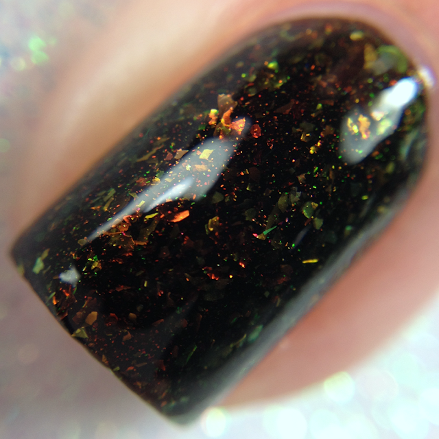 Bee's Knees Lacquer-My Dark Avenger