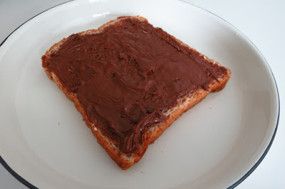 chocolate and pickle sandwich