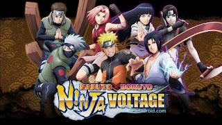 Naruto X Boruto Ninja Voltage Apk Android