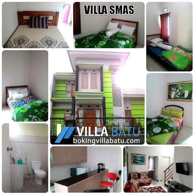 Penginapan Villa Murah Smas Batu - Malang