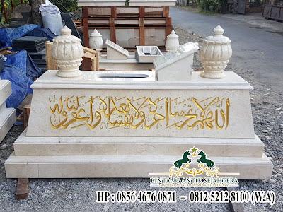 Pusat Makam Minimalis | Model Kijing Kuburan