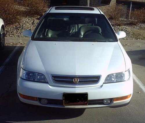 1996 Acura CL Automatic Related Infomation,specifications