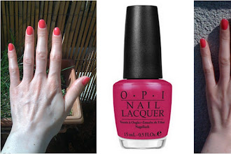 Lubie Vernis : Too Hot Pink Too Hold 'Em - Texas Collection - OPI