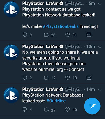 PlayStation hackeada
