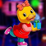 PG Beautiful Cheery Duck Escape
