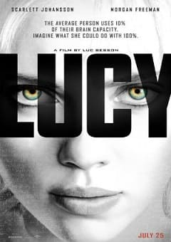 Lucy 4K Ultra HD Filmes Torrent Download capa