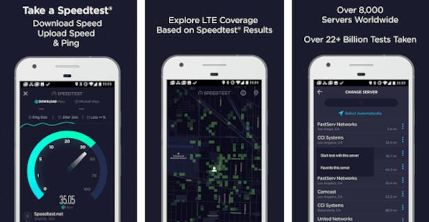 Speedtest by Ookla: Το δημοφιλέστερο λογισμικό για μετρήσεις ταχύτητας του διαδικτύου ήρθε και σε app
