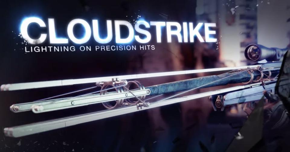 Get cloud strike - Here's how
