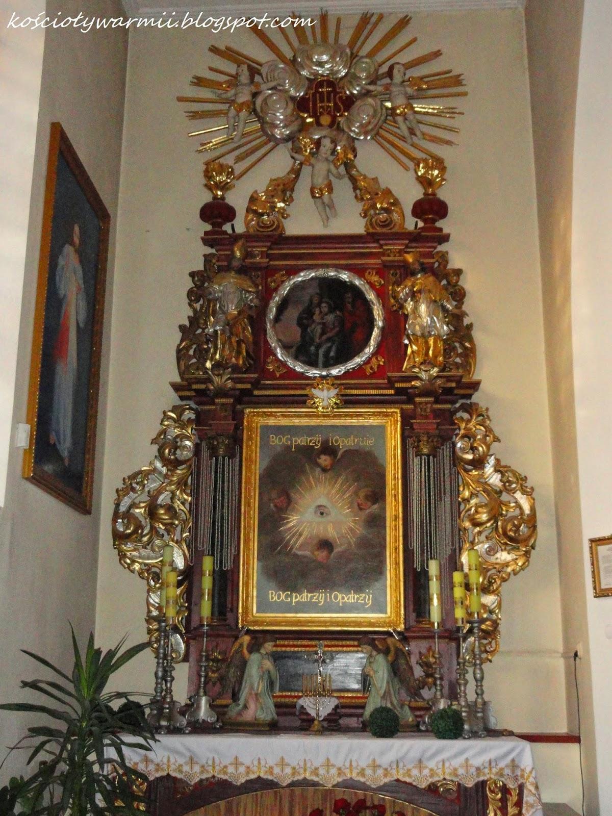 Znalezione obrazy dla zapytania obraz Bozeju opatrzności Bartag