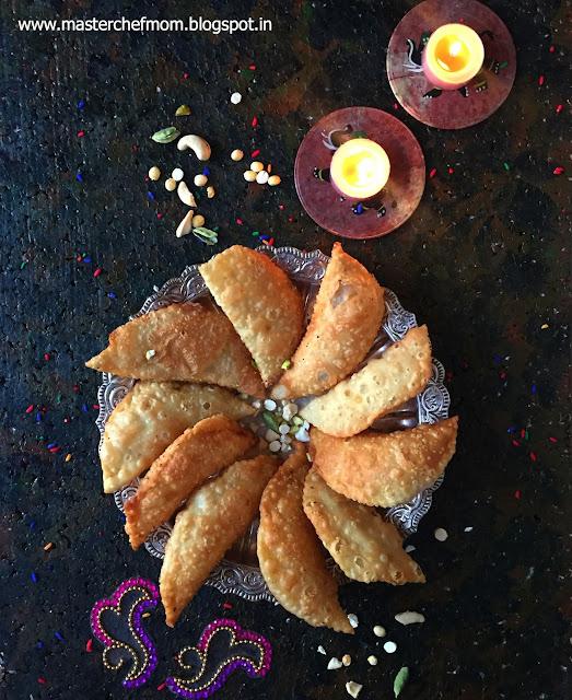 Sweet Somasi Recipe