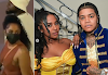 I don't care about that, just get your bag mama - American rapper, Young M.A reacts to the viral video of her ex, Mya Yafai  holding hands with Davido (Video)