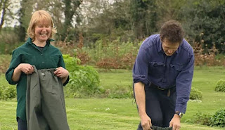 Monty Don and Bryony