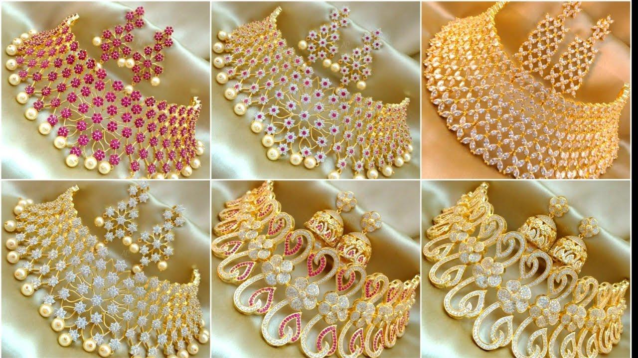 Latest Bridal Jewelry Sets