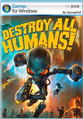 Descargar Destroy All Humans pc mega y google drive