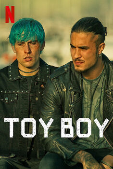 Toy Boy 1ª Temporada Torrent – WEB-DL 720p Dual Áudio