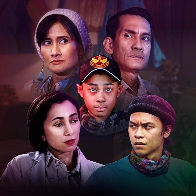 Drama I-Tanggang Astro Citra (Siri Astro Originals)