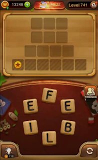Word Connect Level 741 to 760 Answers