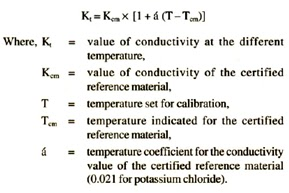 Conductivity Calculation