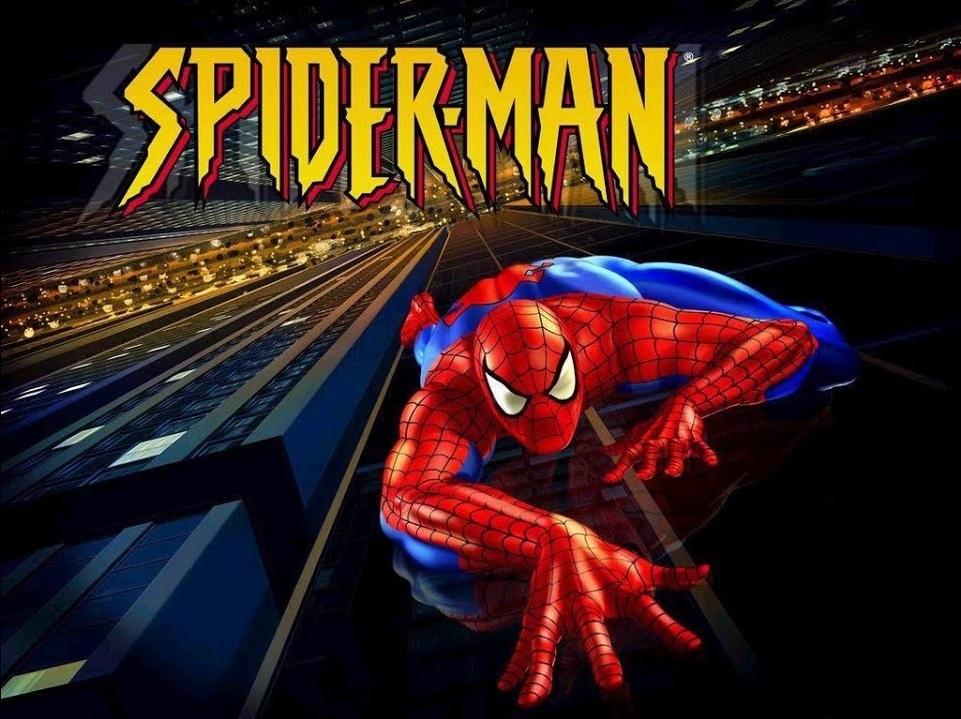 تحميل لعبة سبايدر مان القديمة إصدار سنة 2000 - Spider-Man (2000)