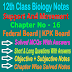 Support And Movement 12 Class Biology Notes