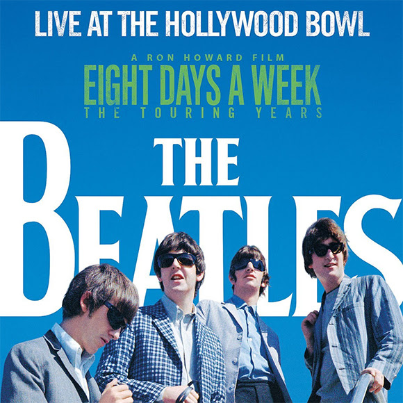 The Beatles : «Live at the Hollywood Bowl»
