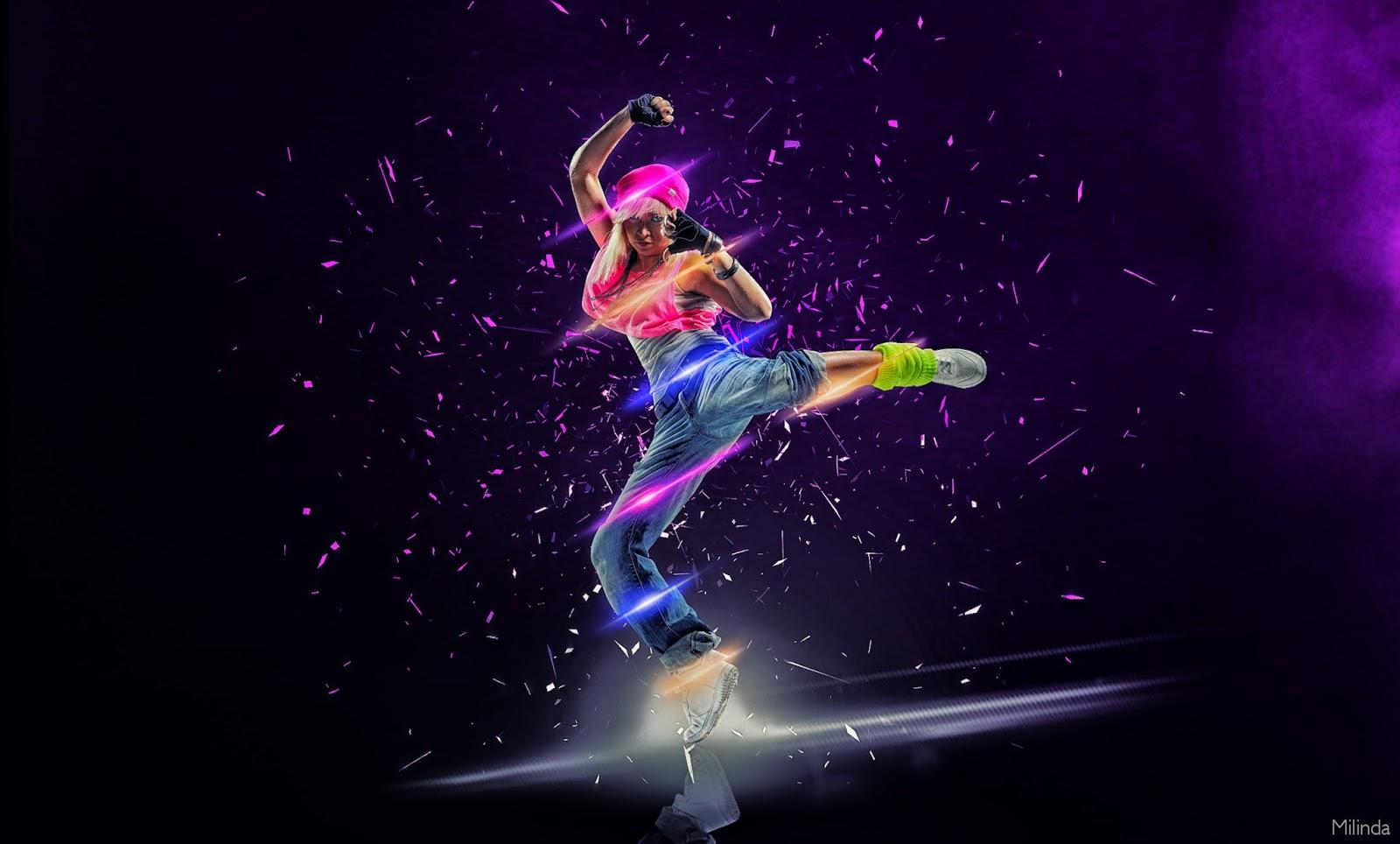 Alone Girl Wallpapers New Davinci Creation Hip Hop Dance Wallpaper