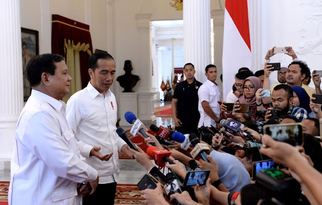 Prabowo Will Become Minister of Defense? Ali Mochtar Ngabalin: Very suitable
