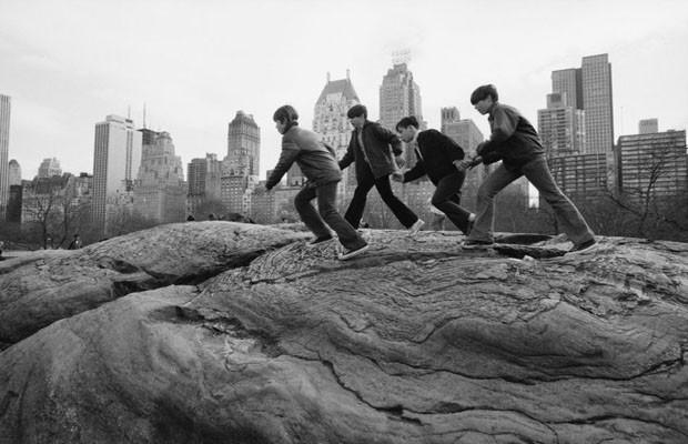 Boys in Central Park