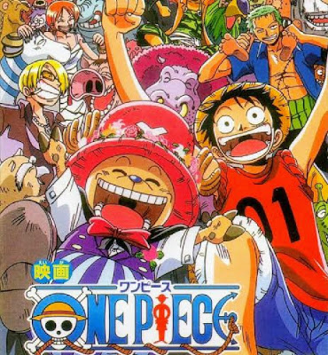 One Piece Movie 3: Chinjuu-jima no Chopper Oukoku BD (Movie) Subtitle Indonesia