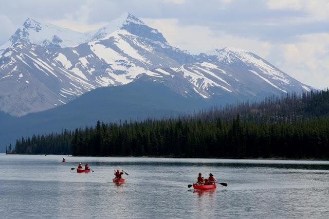 Viajes Y Monta 241 As Canada 3 Parque Nacional De Jasper