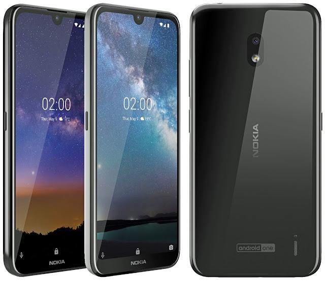 Nokia 2.2 Leaked Render