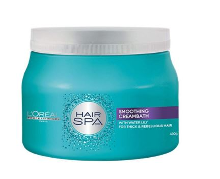 L'Oreal Paris professional Hair Spa Smoothing Cream Bath-490 Gm
