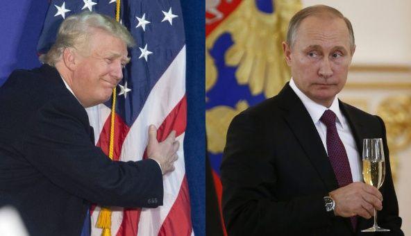 CIA afirma que Rusia se entrometió y Trump dice creerle a Putin