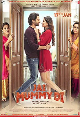 Jai Mummy Di (2020) Hindi 720p Pre-DVDRip 1.2GB