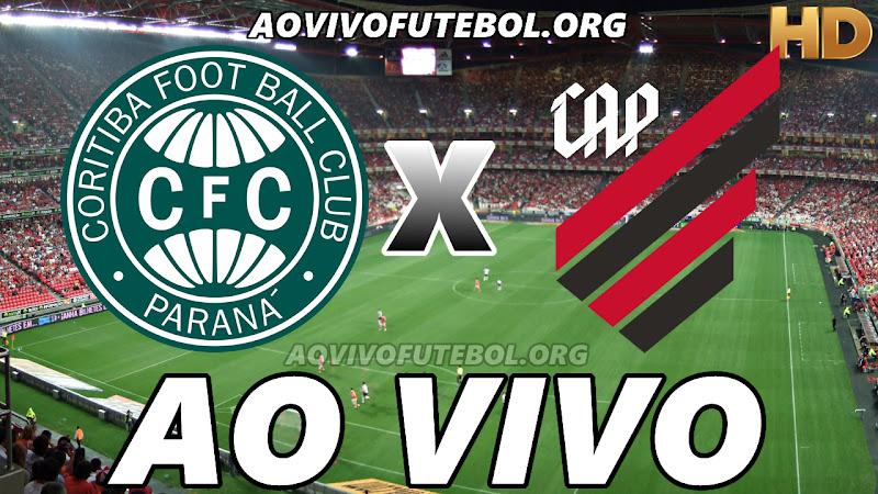 Coritiba x Atlético Paranaense Ao Vivo HDTV