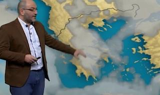 Πού θα χιονίσει το επόμενο διήμερο; Η πρόγνωση του Σάκη Αρναούτογλου - BINTEO
