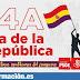 """El PSOE de Algeciras celebró el día de la República: """"por las víctimas republicanas del franquismo"""""""
