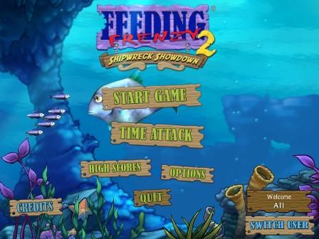Download feeding frenzy full version