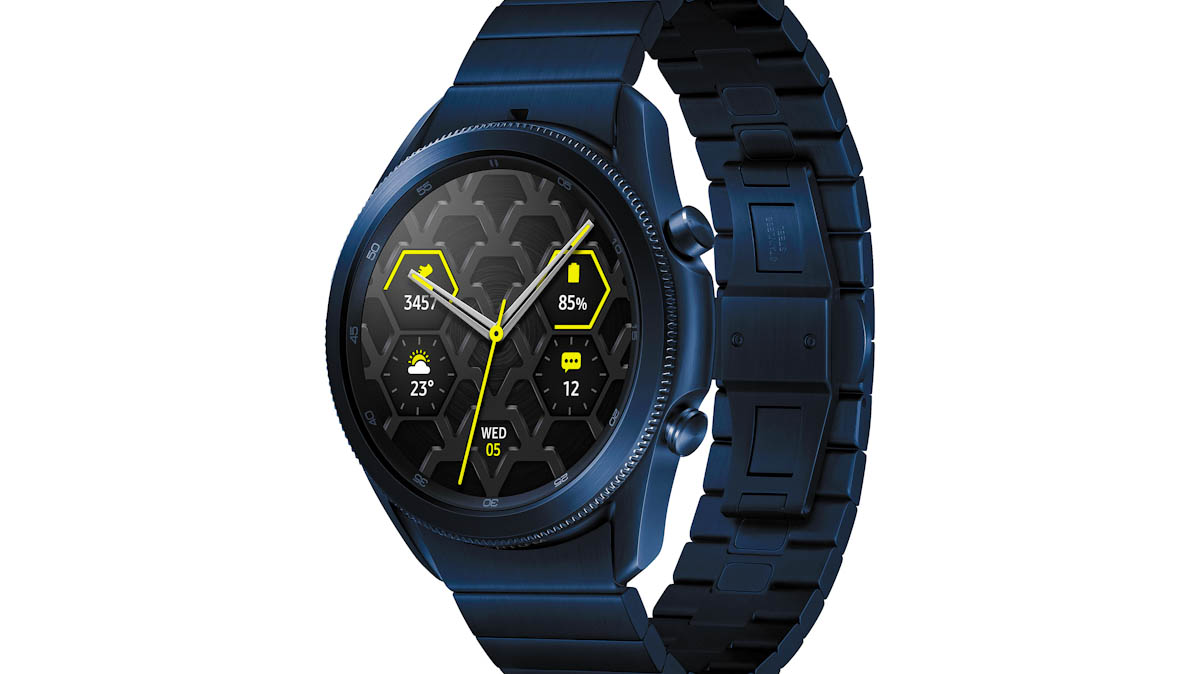 Samsung inicia produção do novo Galaxy Watch3 em fábrica no Brasil