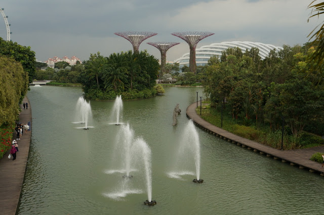 Gardens by the Bay em Singapura