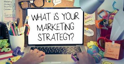 Strategi pemasaran yang baik