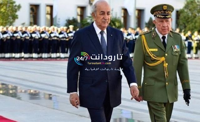 عصابة البوليساريو والجزائر تخترع الأكاذيب للتغطية عل فضيحة الرئيس الوهمي