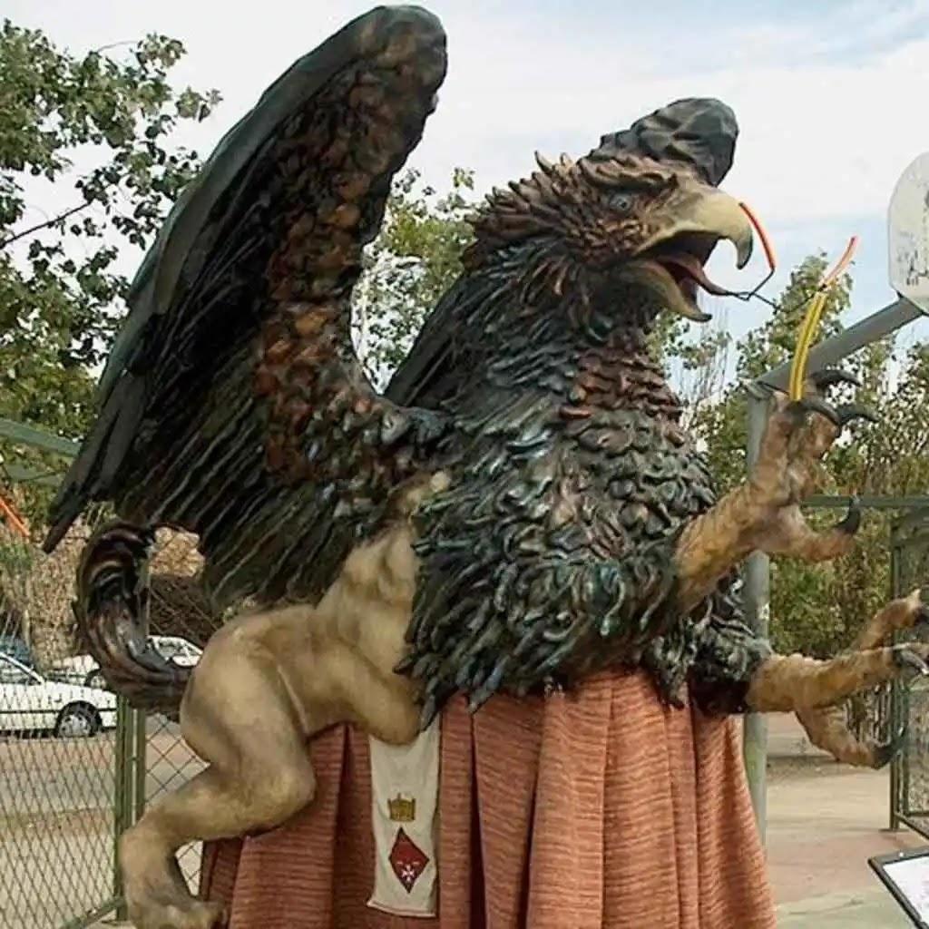 O Grifo: O Lendário Rei de Todas as Criaturas