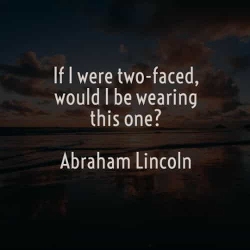 Abraham Lincoln inspirational quotes to gain wisdom