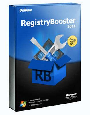 Uniblue RegistryBooster 2012 Build 6.0.10.7 + Serial