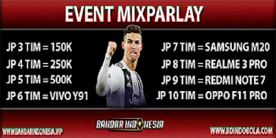 Event Mix Parlay Bandarindonesia