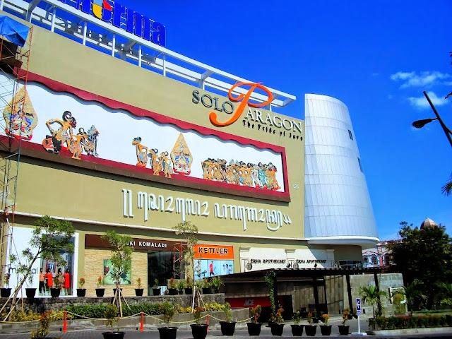 Solo Paragon Mall