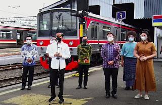 Jokowi Dorong Percepatan Vaksinasi di Daerah Interaksi dan Mobilitas Tinggi